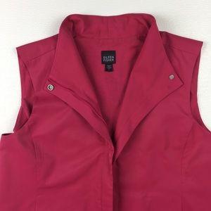 EILEEN FISHER vest